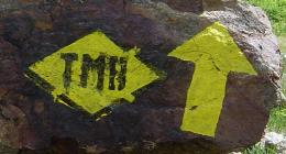 TMB logo on our guided and self-guided Tour du Mont Blanc trek