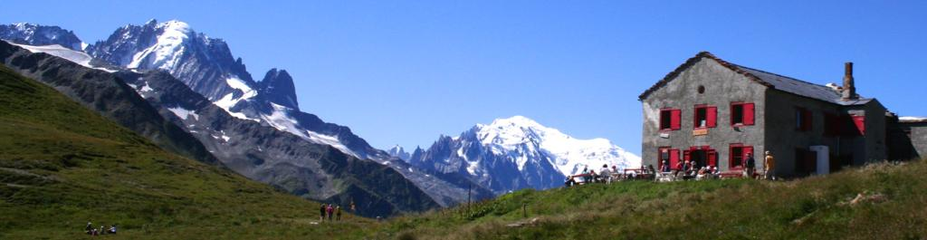 Guided Walker's Haute Route trek from Arolla to Zermatt