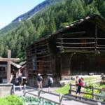 mont blanc walk self guided